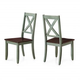 Maddox Crossing Dining Chair, Set of 2