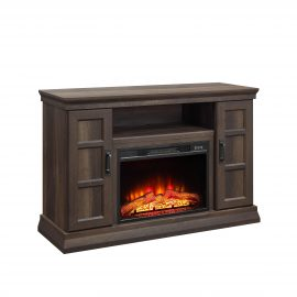Media Fireplace for Flat Panel TVs up to 55in